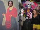 Daniela Mercury se diverte em viagem pelo México