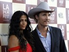 Matthew McConaughey e Camila Alves vo se casar no Brasil, diz site