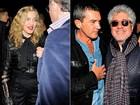 Madonna prestigia festa do novo filme de Almodóvar em Nova York