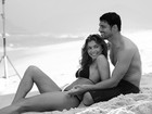 Grazi Massafera está grávida de Cauã Reymond: 'Estamos muito felizes'