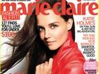'Não posso me dar ao luxo de fazer drama', diz Katie Holmes a revista