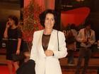 Cássia Kiss comemora o sucesso de Dulce e planeja sua volta para a TV