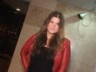 Cristiana Oliveira vai a aniversário de Fafy Siqueira