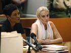 Funcionários de necrotério não podem fotografar Lindsay Lohan