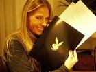 'Playboy' diz que vendas da revista de Galisteu ainda não foram fechadas