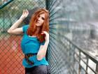 Mariah Rocha dá dicas de estilo e beleza para ruivas
