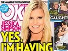 Jessica Simpson está grávida, diz revista