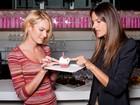 Candice Swanepoel comemora aniversário com Alessandra Ambrósio