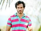 Paulo Rocha, o português bonitão de 'Fina Estampa', posa para o EGO