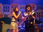 Emanuelle Araújo canta em festa de lançamento do carnaval de Salvador
