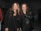 Elba Ramalho e Ana Carolina se encontram em show no Rio