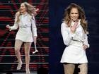 Jennifer Lopez chora ao falar de amor durante show