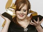 Adele não está com câncer na garganta, segundo assessoria