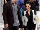 Triste com separação, ex de Kim Kardashian viaja para cidade natal