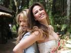 Encontro de Titãs! Luciana Gimenez entrevista Adriane Galisteu