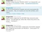 Thiaguinho rebate acusações sobre preconceito no Twitter: 'Sou negrão'