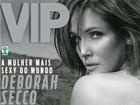A mais sexy! Veja Deborah Secco na capa da revista VIP