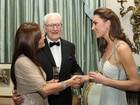 Kate Middleton é eleita a bem mais vestida do Reino Unido