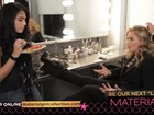 Madonna e Lourdes Maria querem achar a próxima 'Material Girl'