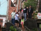 Fiuk grava clipe em favela do Rio com participação de Jorge Ben Jor