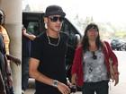 Neymar e Daniela Carvalho terminam namoro de dois meses