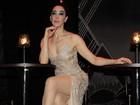 Claudia Raia desmente affair com substituto de Giane: 'Estou solteira'