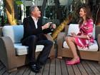 Roberto Justus sobre ciúme de Ticiane: 'tem que confiar no taco dela'