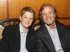 Marcello Novaes só deixa filho atuar depois de terminar estudos, diz jornal
