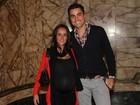 Nasce Vicente, filho do ator Ricardo Pereira
