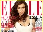 Jessica Biel evita falar de Timberlake: 'Meninas não beijam e contam'
