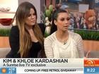'Ouvi a minha intuição', diz Kim Kardashian sobre divórcio