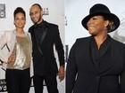 Alicia Keys vai com o marido a evento beneficente em Nova York