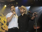 Escola de samba de SP quer Zezé Di Camargo e Luciano na avenida