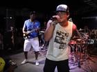 Thiago Martins e Trio Ternura abrem show de Jota Quest, em Manaus