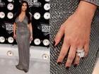 Kim Kardashian terá de indenizar ex se quiser ficar com anel de noivado
