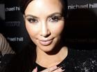 Clima esquenta entre Kim Kardashian e Kanye West