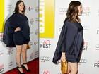 Jennifer Garner desfila barrigão em tapete vermelho de festival de cinema