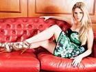 Sexy, Bárbara Evans posa para editorial de moda