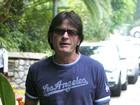 'Two and a Half Men' faz piada com obsessão de Charlie Sheen 'por vencer'