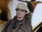 Casamento de Johnny Depp com Vanessa Paradis está em crise, diz site