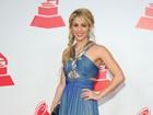 Shakira ganha o Grammy Latino de artista do ano