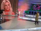 Britney Spears fala sobre sua turnê em entrevista exclusiva para Xuxa