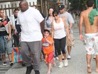 Filhos de Britney desistem de ir à praia por conta do assédio no Rio