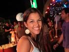 Ex-BBB Thaís Ventura reaparece em micareta na Bahia