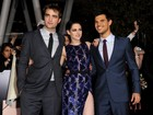 Elenco de &#39;Amanhecer&#39; no pode comentar traio de Kristen Stewart