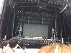 Veja a primeira imagem do palco de Britney Spears