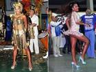 Quitéria Chagas mostra demais em quadra de escola de samba paulista