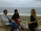 Angélica entrevista Antonio Banderas e Salma Hayek