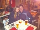 Cacau viaja para o Chile com seu novo affair