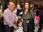 Famosos vão à estreia de 'A Turma da Mônica: A fábrica de brinquedos'